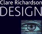 Clare Richardson Design logo