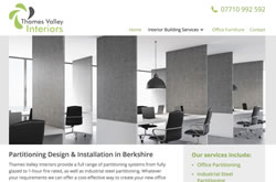 Thames Valley Interiors website